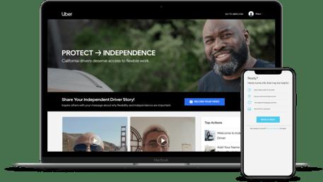 Uber Video Impact Hub